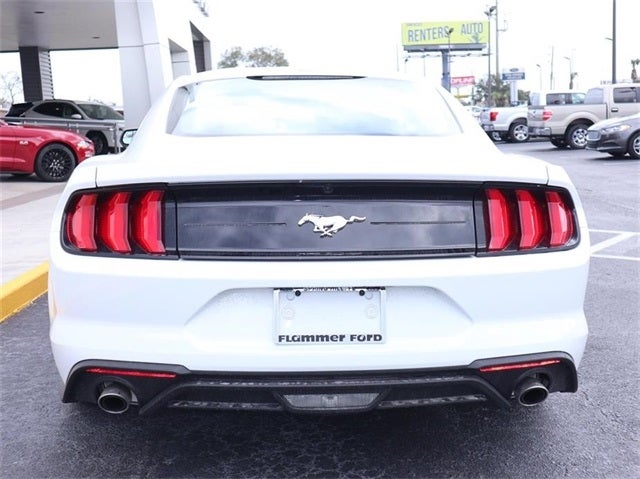 Karl Flammer Ford >> 2020 Ford Mustang EcoBoost in Spring Hill, FL   Tampa Ford Mustang   Flammer Ford of Spring Hill Inc