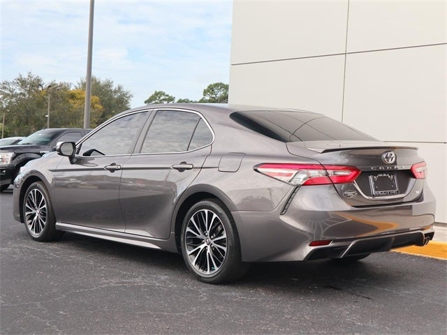Karl Flammer Ford >> 2018 Toyota Camry L in Spring Hill, FL | Tampa Toyota ...